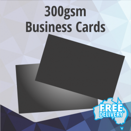 Business Cards - 300gsm - Xpress Cards - Full Colour
