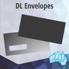 Envelopes - DL - Full Colour - Edge to Edge - 220x110mm