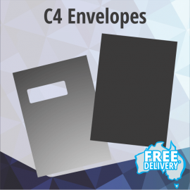 Envelopes - C4 - Full Colour - 324x229mm